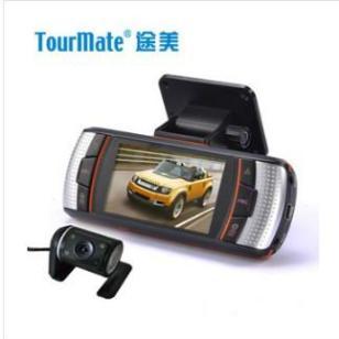 途美G7行车记录仪双镜头图片