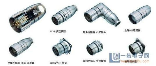 供应航空插头,编码器插头,623系列, M23系列12芯插座