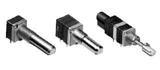 供应代理日本ALPS金属轴电位器