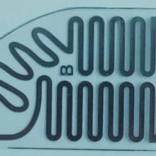 供应保暖鞋暧脚宝电热板电热膜加热图片
