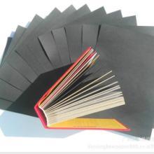 供应顶级全木浆黑卡黑色卡纸
