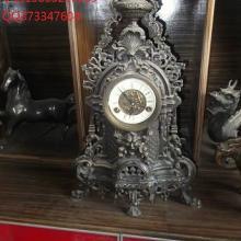 供应纯铜欧式仿古工艺钟 欧式家居工艺品摆件工艺钟