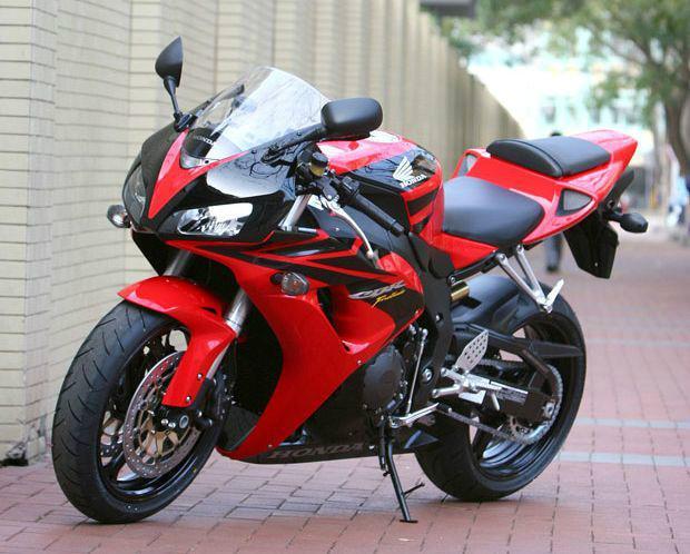 供应本田摩托车报价 本田CBR600RR售价2200元 图 -本田摩托车报价图片