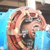1250KW直流电机在修理中