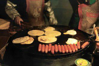 杂粮煎饼 杂粮煎饼供货商 山东五谷杂粮煎饼配方 五谷杂粮煎饼加盟