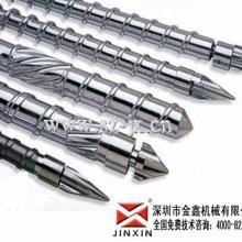 供应橡胶机机筒 中空吹塑机机筒螺杆 生产螺杆机筒 金鑫规格齐全图片