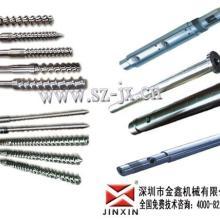 供应PVC挤出机螺杆/挤出机专用螺杆/塑料挤出机螺杆/金鑫卓越技术批发
