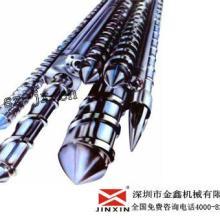 提供螺杆料管报价注塑机专用螺杆价格定做注塑机螺杆金鑫质量好批发