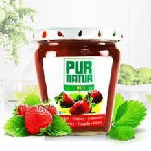 有机草莓果酱价格进口草莓酱加盟代理果粒酱多少钱批发