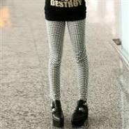 爱创赢女装韩版小腿裤图片