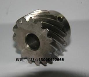 蚀刻机钛齿轮供应图片