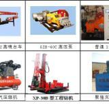 供应三重管高压旋喷桩高架子钻机-高喷台车,天津聚强成套高喷设备供应