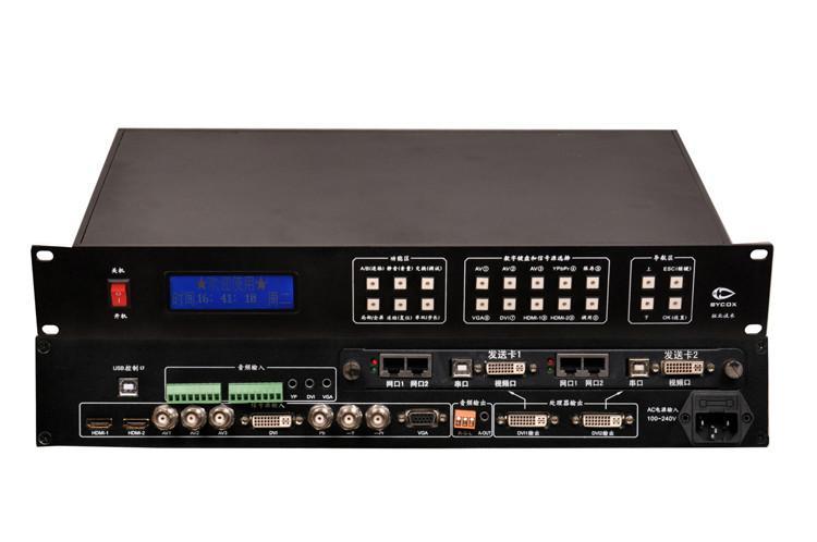 供应全彩LED音视频处理器-拓北XP350