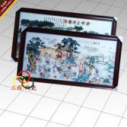 景德镇陶瓷大瓷板图片