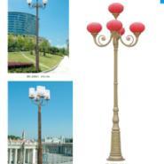 铝制庭院灯图片