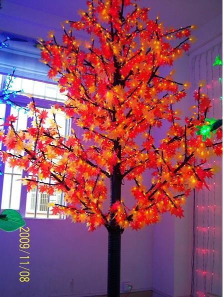 供应LED桃花树灯图片