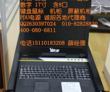 供应惠普AF616A8口KVM切换器 科创KVM切换器图片