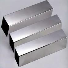 供应304不锈钢矩形管 304不锈钢方管 不锈钢装饰焊管批发
