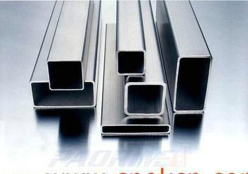 供应201不锈钢方管 焊接装饰管 的价钱