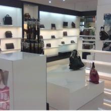 供应鞋包展柜定制及效果图设计
