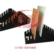 瓷砖木插架特价精品瓷砖展架展具图片