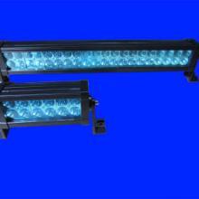 GTGD-12双排LED车灯外壳 两边支架双排灯珠 144W灯壳套件