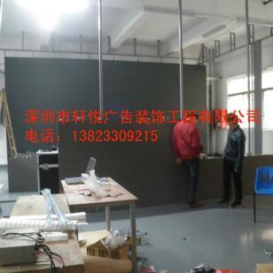 深圳南山前海酒店KTV舞台led屏图片
