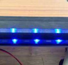供应电影院铝合金型材楼梯灯LED台阶灯