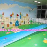 供应幼儿园卡通地板