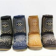 最新款雪地靴棉鞋图片