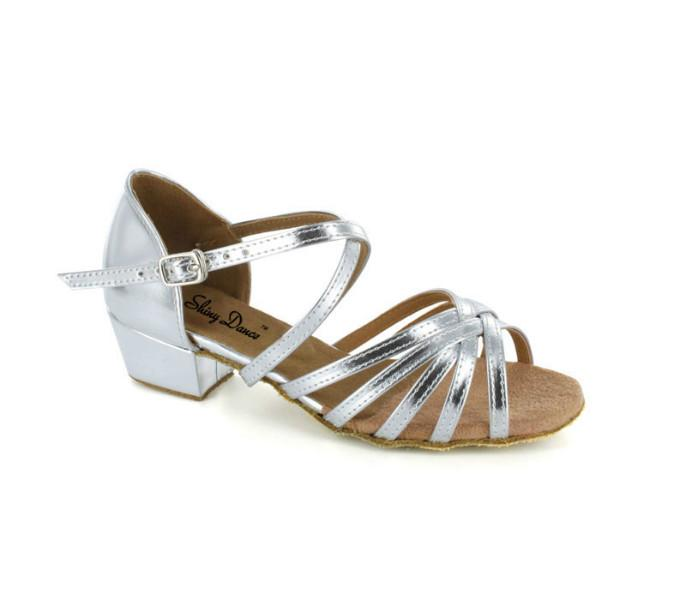 供应女童拉丁鞋