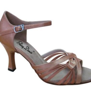 女士拉丁鞋图片/女士拉丁鞋样板图 (1)