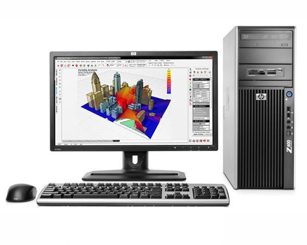 HPZ220纤小型工作站,重庆工作站,麦田科技