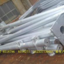 供应热镀锌标志杆 公路设施标志杆325X14X8500mm图片