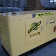 24千瓦发电机静音款图片