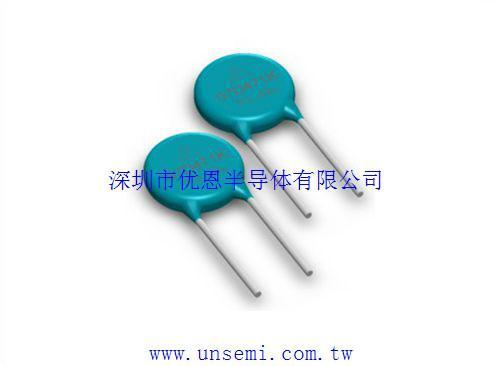 压敏电阻07D系列插件压敏电阻优恩半导体压敏电阻