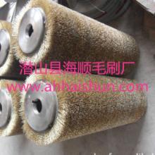 供应专业生产钢丝刷辊厂家
