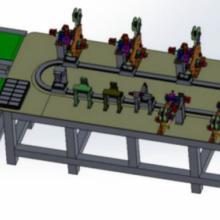 供应壳体生产一体机