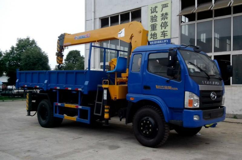 金刚 时代金刚供货商 厂家供应时代金刚6.3吨随车吊 7吨程力高清图片