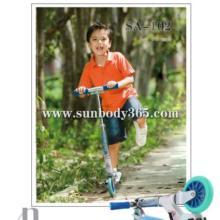 供应儿童脚踏滑板车代加工 精心服务 森宝迪儿童脚踏滑板车代加工