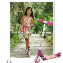 儿童脚踏无助力滑板车总代理 厂家直销 森宝迪儿童脚踏无助力滑板车