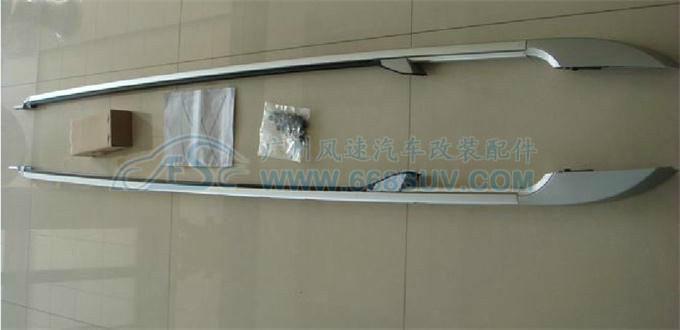 供应路虎发现者4加长行李架,发现4铝合金行李架,发现者4专高清图片