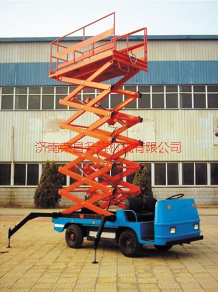 供应大连车载液压升降机 高空作业升降平台 固定式升降机供应商