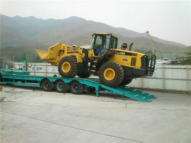 旭昇中港物流中港特种运输大件货运输快速中港平板车运输