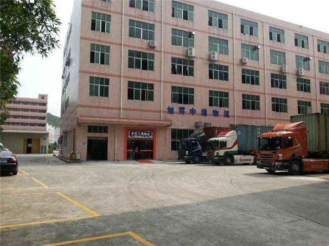旭昇中港物流中港特种运输大件货运输快速香港平板车运输