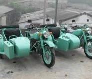 750仿古边三轮摩托车图片