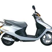 供应五羊本田喜悦100踏板车排量100cc联系QQ544220980