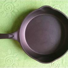 供应31.5大口径铸铁平底锅