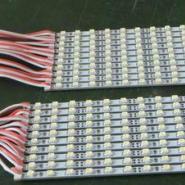 4mm宽102灯超薄灯箱专用硬灯条图片