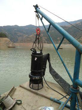 供应长乐潜水吸沙泵/砂浆泵/挖沙泵